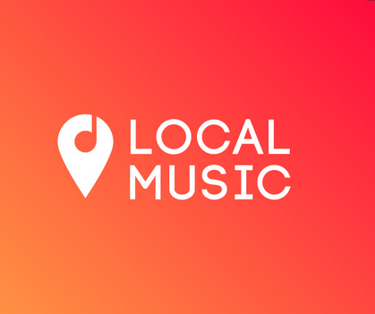 Local Music Show Logo