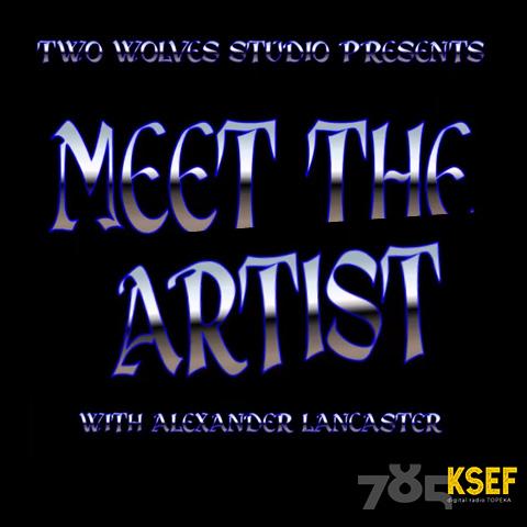 Meet the Artist Show Logo